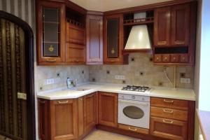 Капитальный ремонт квартиры Донецк, ремонт в кухне
