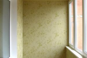 Капитальный ремонт квартиры Донецк, тёплая лоджия.