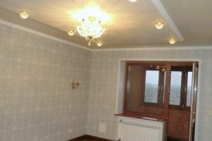 Капитальный ремонт квартиры Донецк, ремонт в зале