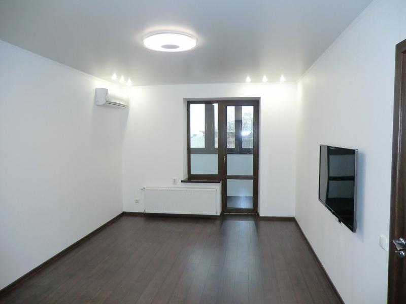 фото ремонт квартир зала