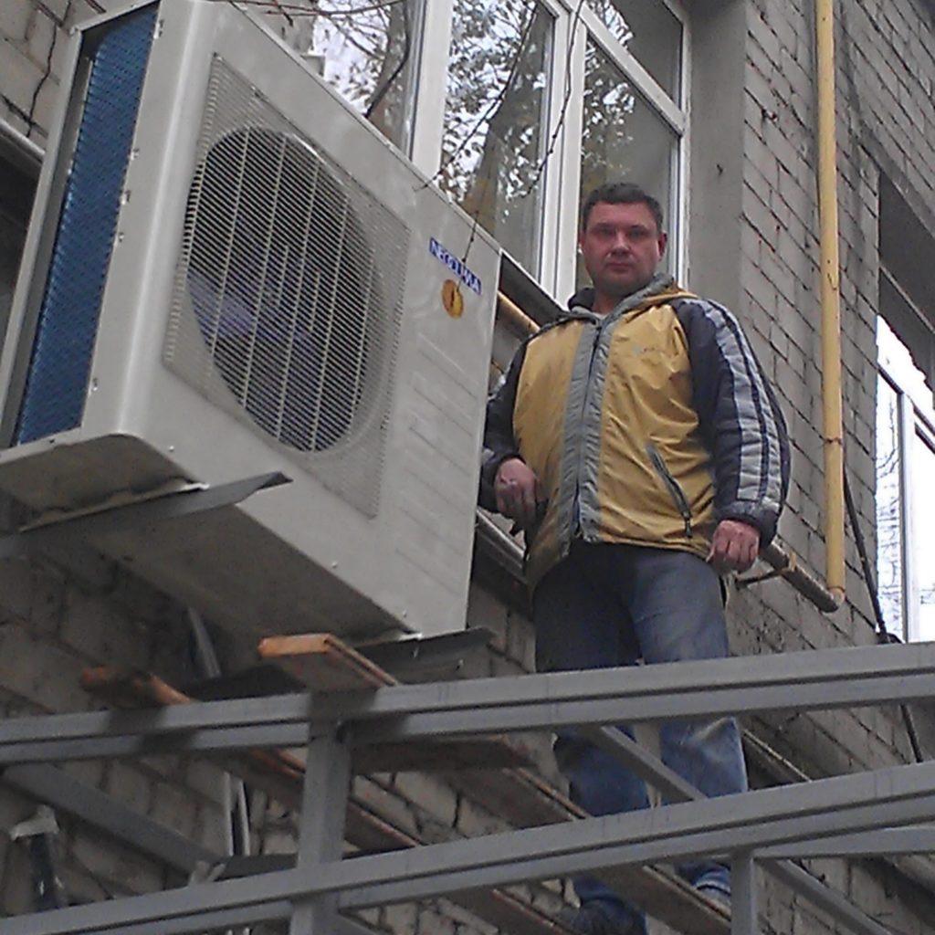 Стоимость установки кондиционера донецк ремонт холодильников самара либхер